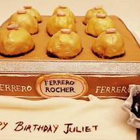 Ferrero Rocher anyone?