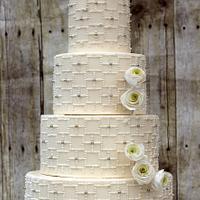 The Beaded cake