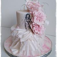 For a dress designer