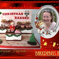 The Christmas Bakery