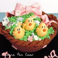 Easter cake by Giulia