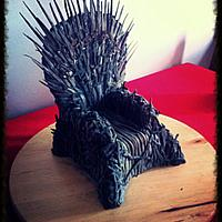 Game of thrones, iron throne