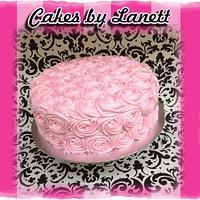 Rosette Birthday by lanett