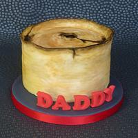 Scotch Pie / Steak and Gravy Pie Cake