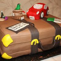 Buon Viaggio Cake