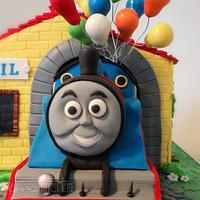 Neil's friend 'Thomas the Tank Engine'