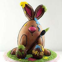 EggSpress Yourself Cake