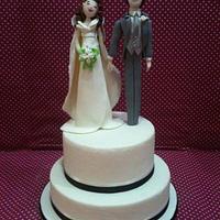 Cake woman&man