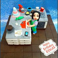 For a Cake Decorator :)