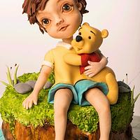 About a Boy and a Bear