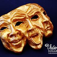 Carnival Cakers Collaboration - My Mask