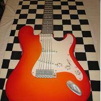 Electric Guitar by DoobieAlexander
