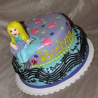Taylor Swift Cake