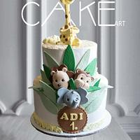 Slatki Budzak cake