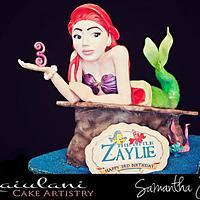 Zaylie's Little Mermaid