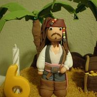 piratas del caribe by Elena Garcia Rizo