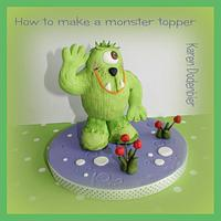 Monster topper!