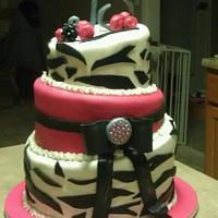 Topsy Turvey, Birthday Cake