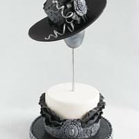 just some fun with fondant hats