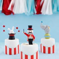 Circus Minicakes