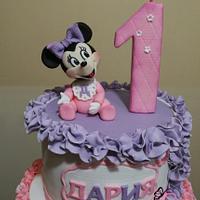 Minnie Mouse  by KamiSpasova