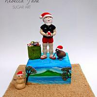 Santa's Passport Collaboration - Christmas in New Zealand