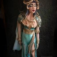 Queen Tiye for Egypt Land of Mystery Collaboration