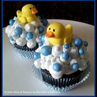 """Baby Boy Shower """"Duck Theme"""""""