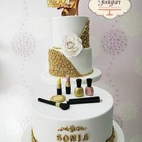 Torta edad dorada!!