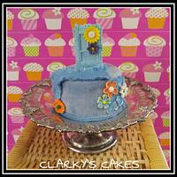 MINI CAKE...JUST FOR FUN..
