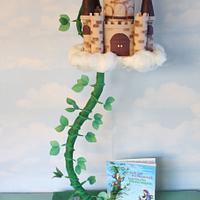 Children's theme cakes collaboration
