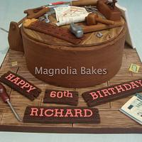 Woodworking Cake