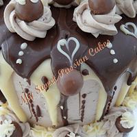 Chocolate cake by Beata Khoo