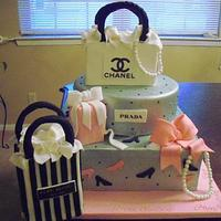 Designer Birthday Cake