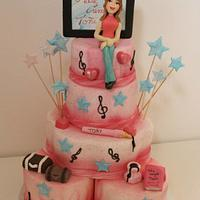 cake for TV