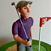 Fore! by CakeyCake