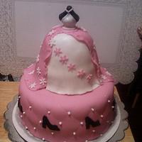 Dress/Barbie Cake