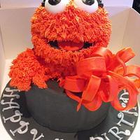 Happy Elmo:)))