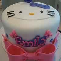 Hello Kitty by Sandy