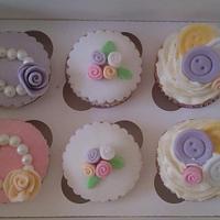 Vintage Cupcakes by Ashdan