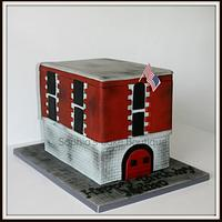 Ghostbusters Firehouse