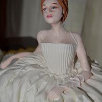 Figurine by Teresa Insero