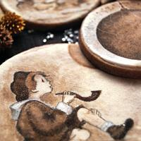 Dickens cookies by Viva la Tarta