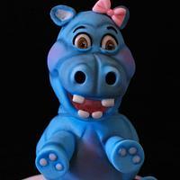 Panchita, the hippo