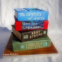 Odyssey:  70th Birthday Cake