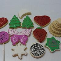 Designer Cookies by Saranya Thineshkanth