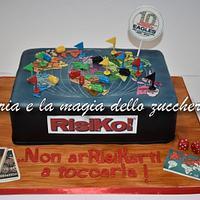 Risiko cake