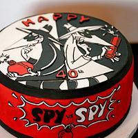 Spy vs. Spy by Random Acts of Sweetness