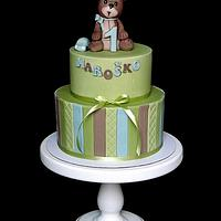 Teddy bear for little boy..