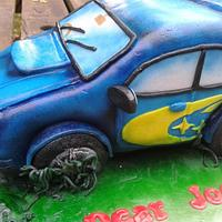 Subaru Impreza by FANCY THAT CAKES